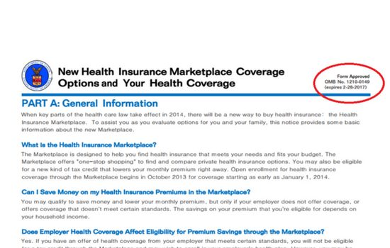 health insurance marketplace options