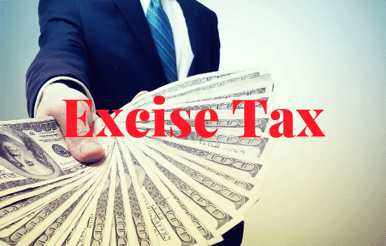 excise tax