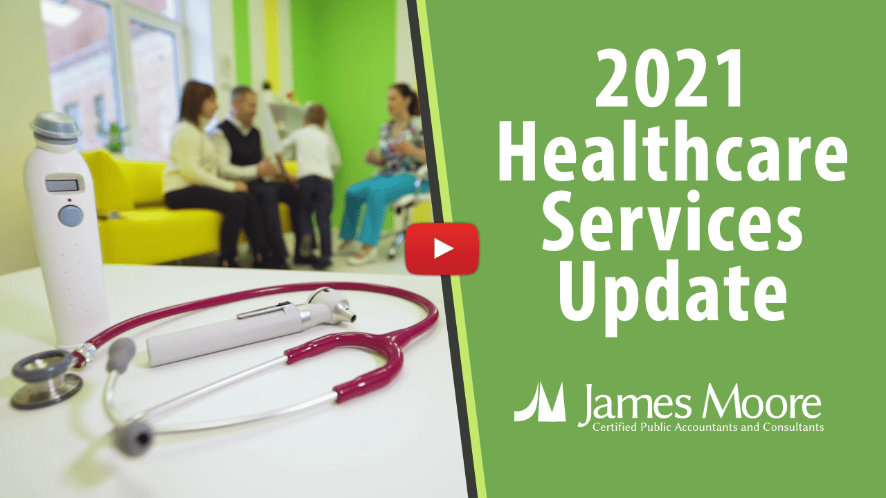 Healthcare Services Update